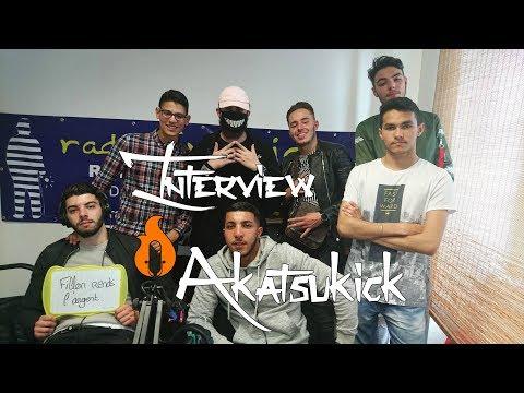 Interview AKATSUKICK #Projets