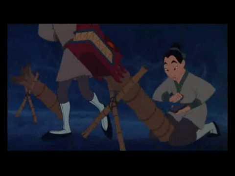 Mulan i ll make a man out of you