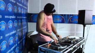 Saber Boukchina @ Cap Fm Set Vinyls Live