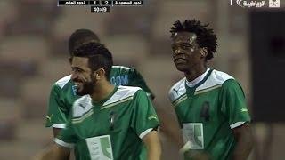 ملخص مبارة نجوم المسلمين 5-9 نجوم السعودية   مباراة خيرية HD