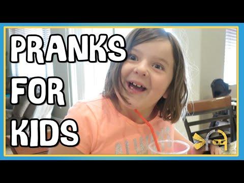EASY PRANKS FOR KIDS