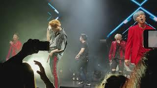 MONSTA X (몬스타엑스) - Rush in Atlanta fancam