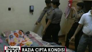 Razia cipta kondisi Merangin, Jambi jaring 5 pasangan mahasiswa mesum - iNews Pagi 25/05