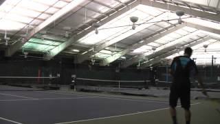 Roland Oganyan Tennis Currently #3 In New England In Adult Division.