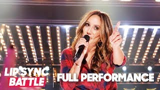 """Melissa Gorga Crushes """"Before He Cheats"""" by Carrie Underwood 