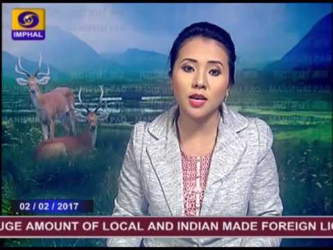 Xxx Mp4 DDNEWS IMPHAL MANIPURI PAO 2nd FEBRUARY 2017 3gp Sex