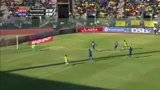 Themba Zwane goal