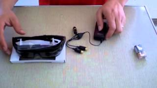 Using Video Glasses with your Sure Scan