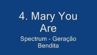 Mary You Are