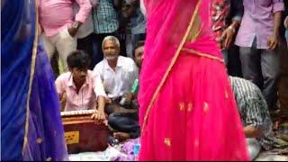 Village Recording Dance In West Godavari Video 2016