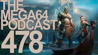 MEGA64 PODCAST: EPISODE 478 - GOD OF WAR AND BARBARA BUSH