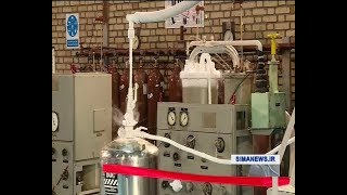 Iran Defense Ministry Helium gas, Antimony metal, Lithium battery recycling پنج دستاورد پژوهشي