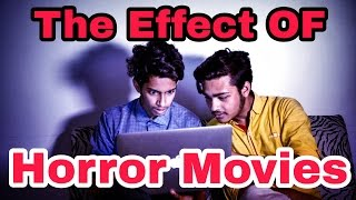 New Bangla Funny Video | The Effect of Horror Movies | The Ajaira LTD