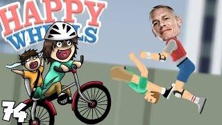 JOHN CENA SU HAPPY WHEELS! - Happy Wheels [Ep.74]