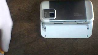 Disassembly Nokia N97 mini (Displaywechsel)