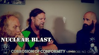 Corrosion Of Conformity  What Is The Meaning Of No Cross No Crown Official Trailer
