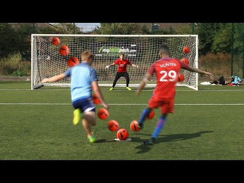 Alex Hunter Fifa 17 Football Challenges vs Wroetoshaw