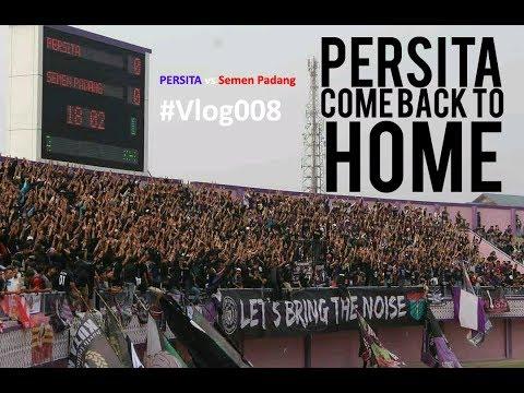 PERDANA!!! Antusias fans laga Home Perdana di Stadion Baru #Vlog008 PERSITA vs Semen Padang [1-1]