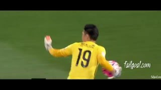 Zeng Cheng Fantastic 3 Saves in 4 Seconds