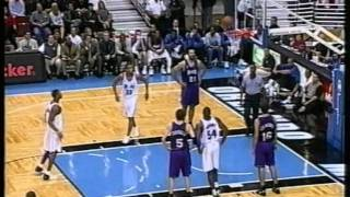 Tracy McGrady 43 pts,13 reb,6 ast, season 2002 magic vs kings