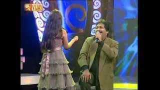 SHANMUKHAPRIYA and MANO super singer junior 3 o priya priya