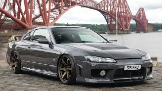440Bhp LS2 V8 Swapped Nissan Silvia S15 Review / Feature