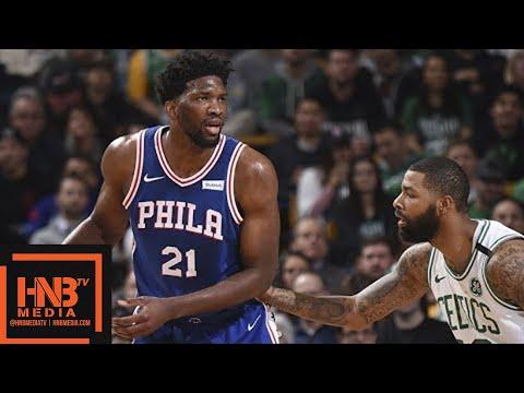 Xxx Mp4 Boston Celtics Vs Philadelphia Sixers Full Game Highlights Jan 18 2017 18 NBA Season 3gp Sex