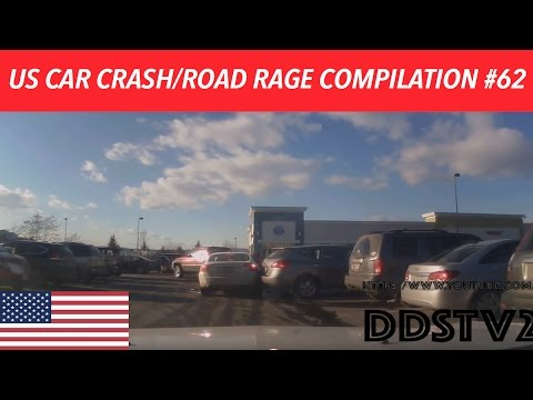 watch 🇺🇸 [US ONLY] US CAR CRASH/ROAD RAGE COMPILATION #62 [Christmas Edition]