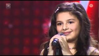Diana Kalashová | 2.semifinále | Česko Slovensko má talent 2011