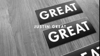 GREAT Box Logo Sticker