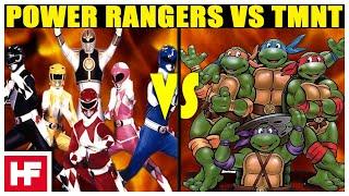Power Rangers VS TMNT *DeathMatch*
