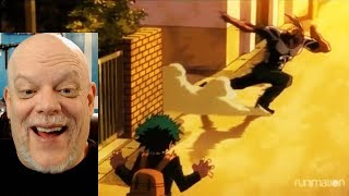 """REACTION VIDEO REVIEW - """"My Hero Academia #2"""" - A Hero After All!"""