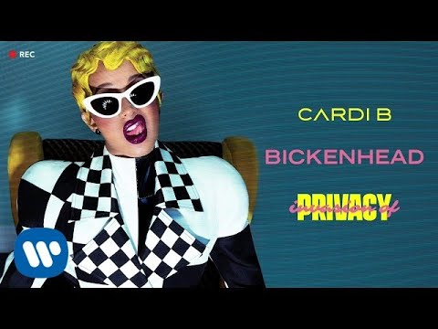 Cardi B Bickenhead Official Audio