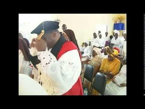 SPIRITUAL BAPTIST PATRIARCHAL VISIT TO TOBAGO 2009