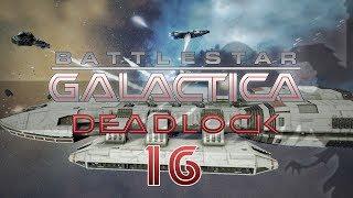 BATTLESTAR GALACTICA DEADLOCK #16 NUCLEAR CONVOY Preview - BSG Let