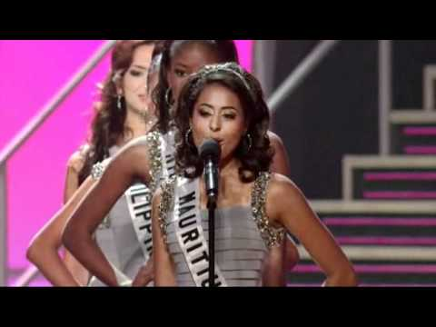 Miss Universe 2010 Preliminary Introduction