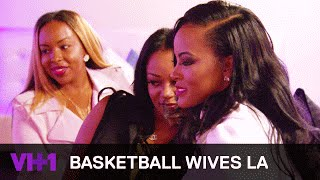 Basketball Wives LA | Is Jackie Christie Throwing Shade At Malaysia Pargo? | VH1