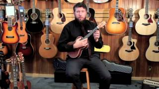 Kala KA-T Mahogany Tenor Ukulele [Product Demonstration]
