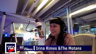 Irina Rimes și The Motans La DIGI FM