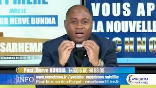Prière pour vaincre tes ennemis part 1/ Ap Hervé Bundia (CASARHEMA)