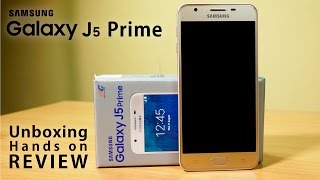 Samsung GALAXY J5 Prime Unboxing & Hands on REVIEW! (ft.J7-6, G4+, RN3)