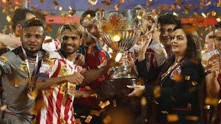 Atletico de Kolkata break Kerala Blasters FC heart, win ISL 2016 crown