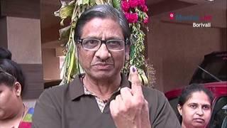 NOTA against water problem | BMC ELECTIONS | Mumbai Live