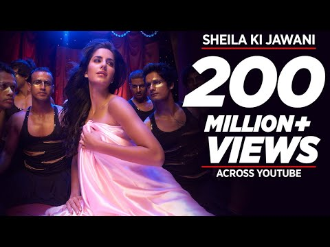 """Sheila Ki Jawani"" Full Song | Tees Maar Khan (With Lyrics) Katrina Kaif"