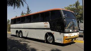 NOTABLE EX TAS CHOAPA!! Exterior & Interior - Marcopolo Paradiso GV1150 / Volvo B10M
