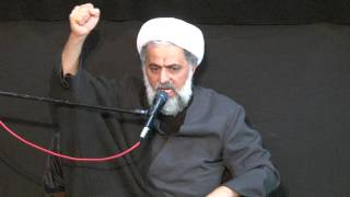 3/4 Donnerstag - Sheykh Mohsen Kafi - Hz. Fatime (s.a.) Şehadet Merasimi IZ Frankfurt