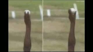 Mustafzur rahmans bowling action
