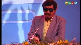 اخبار عربی با اجرای طنز داریوش کاردان - نوروز 75