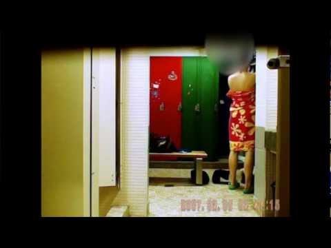 Swimming teacher shocked by change room spy cam