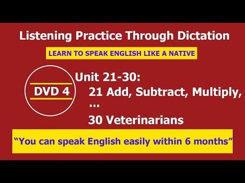 Xxx Mp4 Listening Practice Through Dictation 4 Unit 21 30 Listening English LPTD Hoc Tieng Anh 3gp Sex